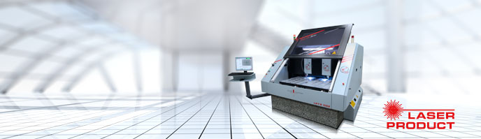 Laser CutLaser Cutting and Profiling System
